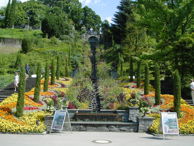 Gärten auf Mainau