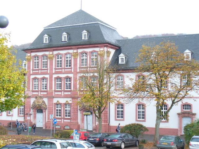 Damaligen Abtei, Pruem