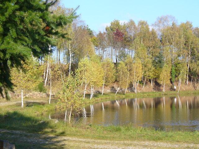 Teich bei Grosslittgen