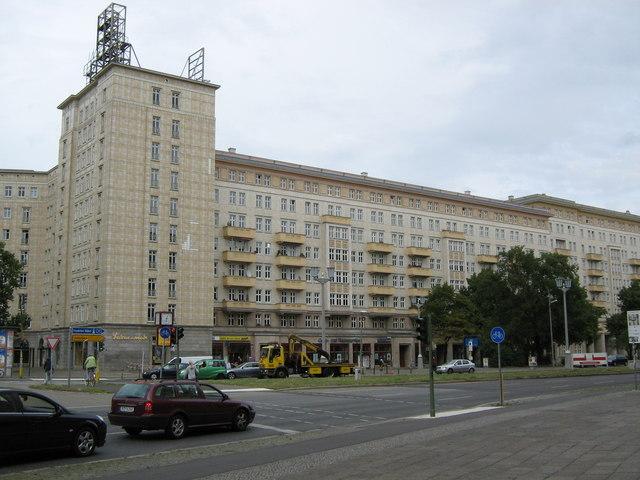 Karl-Marx-Allee, Friedrichshain