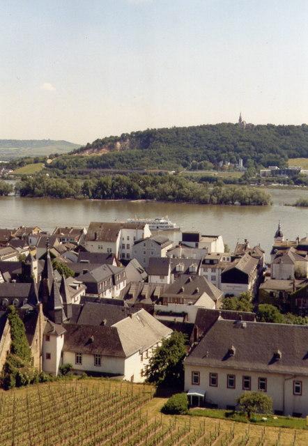 Rüdesheim & Rhein