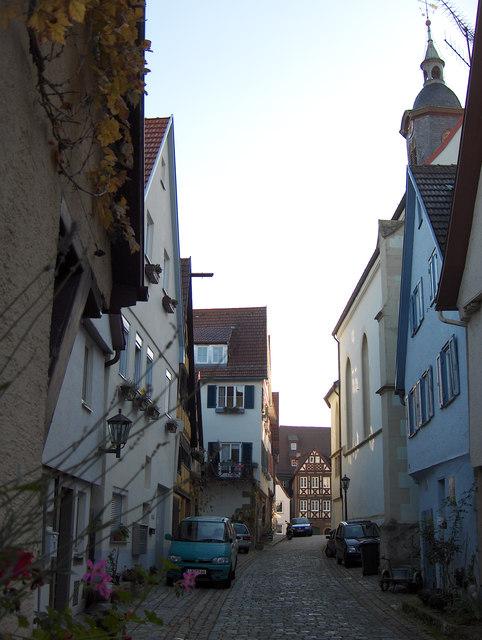 Marbacher Altstadt