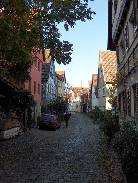 Marbach: Altstadt