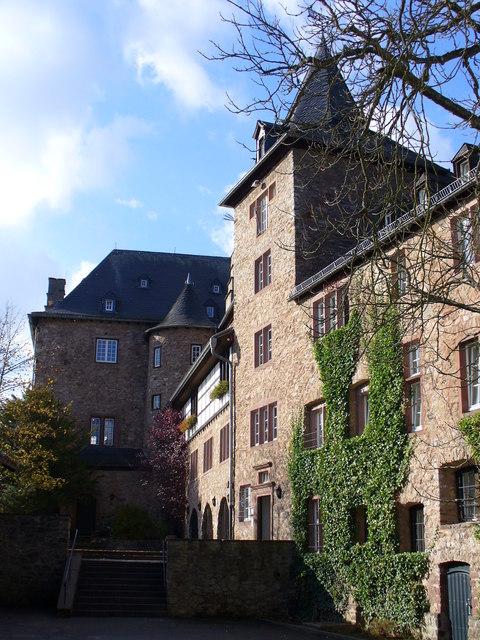 Burg, Blankenheim
