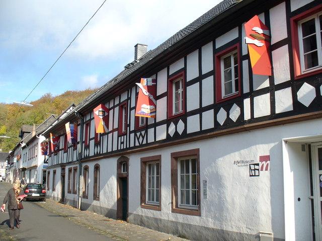 Eifel Museum, Blankenberg