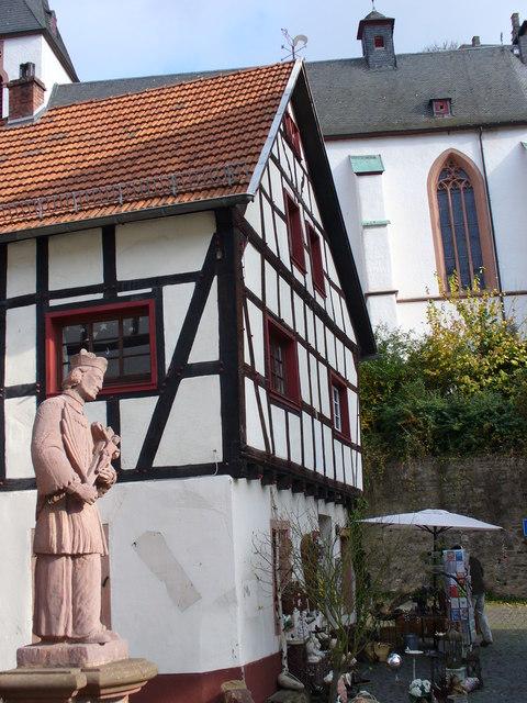 Stadtkern Blankenheims