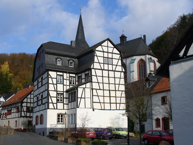 Stadtkern, Blankenheim
