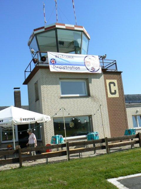 Rinteln Flugplatz Turm