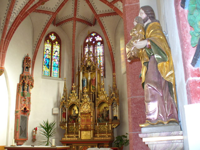 Pfarrkirche, Monreal