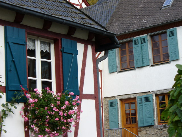 Fenstern in Monreal
