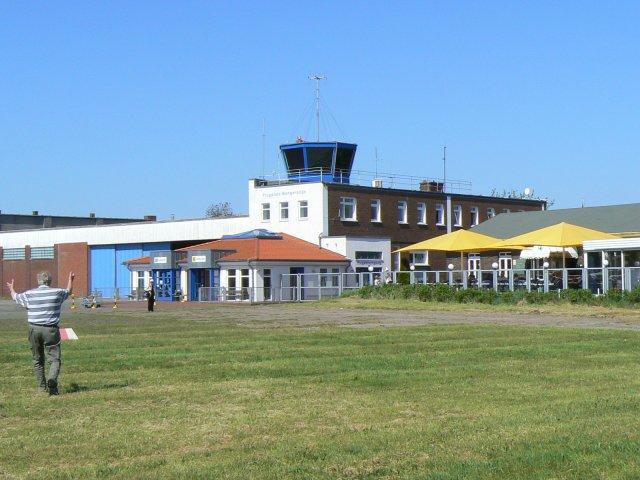 Flugplatz Wangerooge