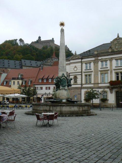 Marktplatz Kulmbach