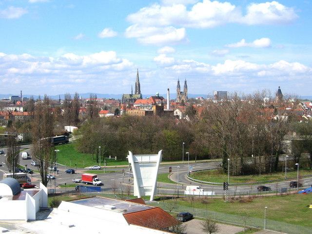 Industriestraße & Speyer