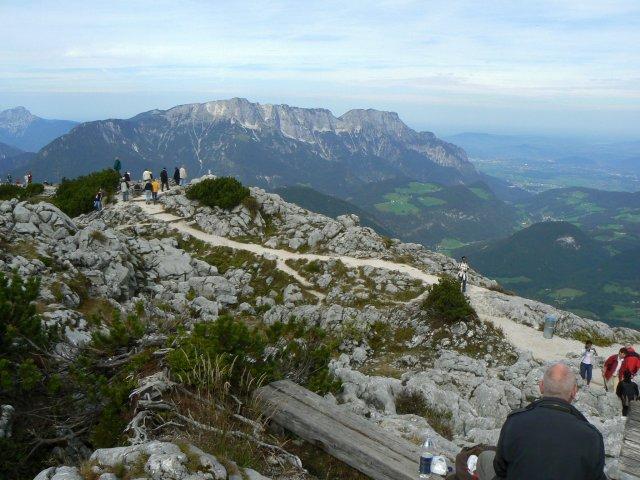 Kehlstein Aussichtspunkt