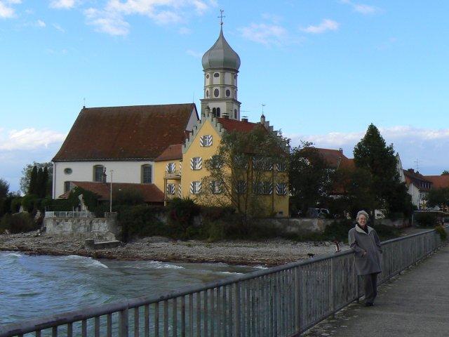 Die kath. Pfarrkirche St. Georg