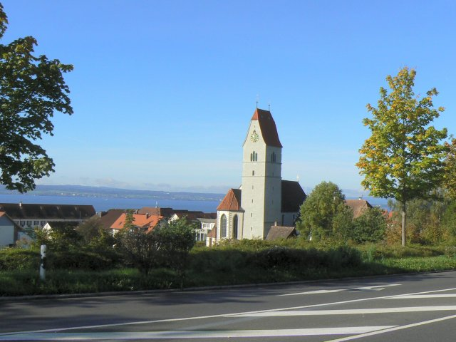 Kirche in Hagnau am Bodensee