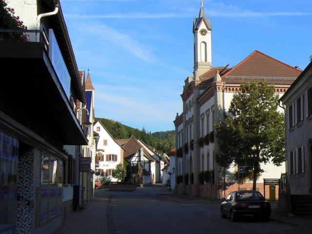 Dorfsmitte Auggen