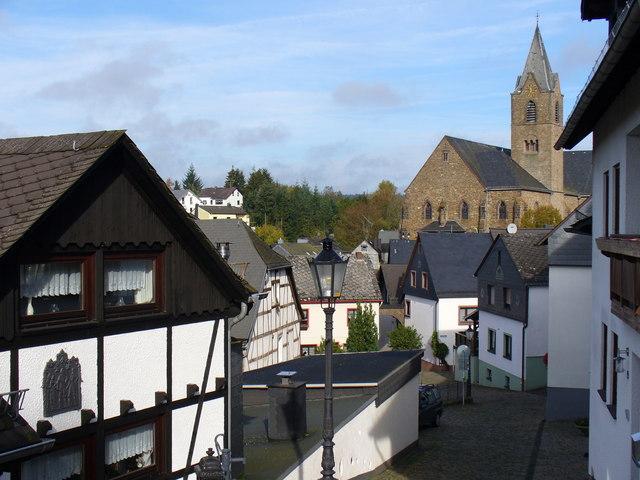 Altstadt Ulmen