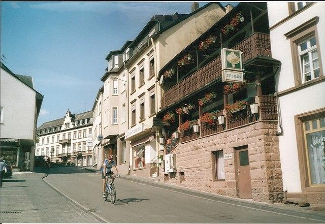 Kyllburg, Bahnhofstrasse