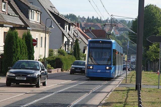 Friedenstrasse, Hessisch Lichtenau
