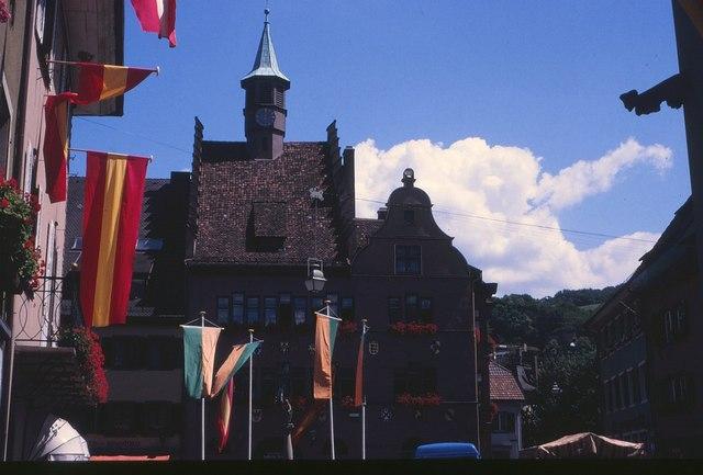 Rathaus, Staufen