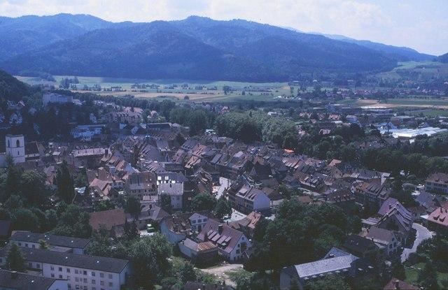 Staufen von Schloßberg