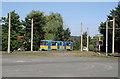 UPB1038 : Thüringerwaldbahn - Gleisdreieck Waltershausen von Alan Murray-Rust