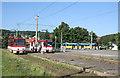 UPB1038 : Thüringerbahn - Gleisdreieck Waltershausen von Alan Murray-Rust