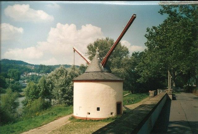 Der alte Kran, Trier