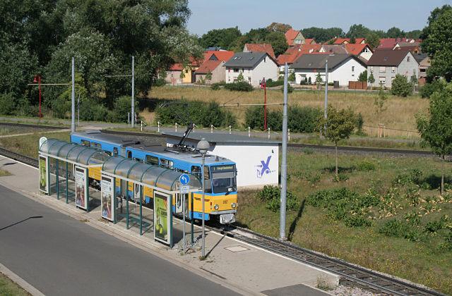 Haltestelle Kreiskrankenhaus