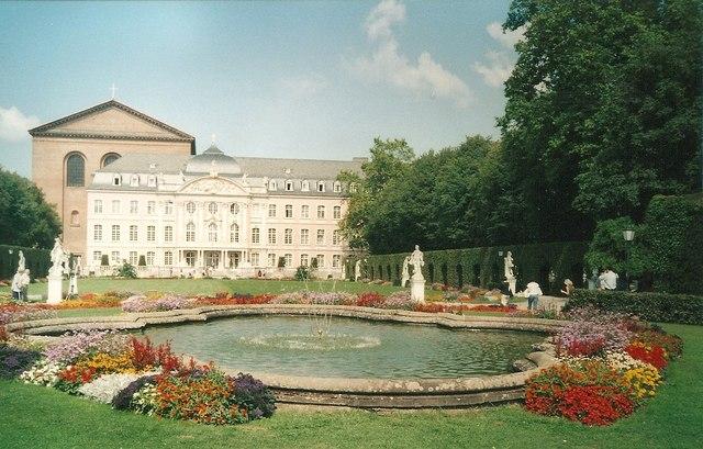 Kurfürstlicher Palast, Trier