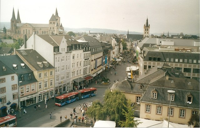 Simeonstrasse, Trier