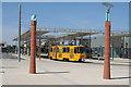 UPB2044 : Neues ÖPNV Terminel am Hauptbahnhof von Alan Murray-Rust