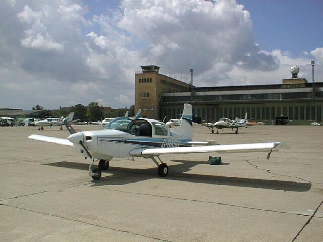 Tempelhof Flugplatz