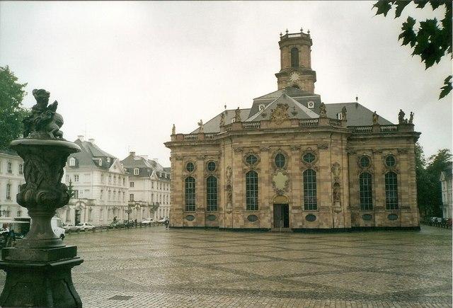 Ludwigskirche, Saarbruecken