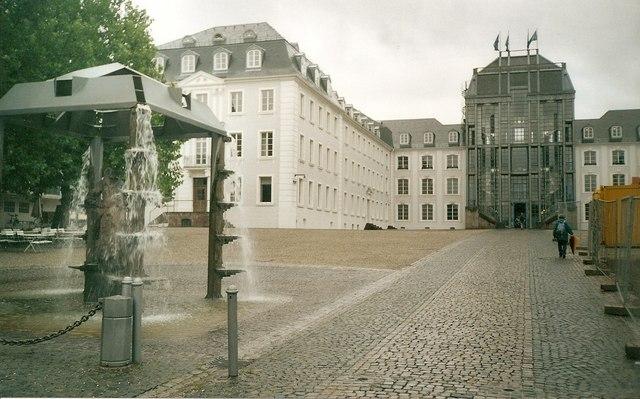 Schloss, Saarbruecken