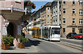 UTS9341 : Gera, Leibnitzstrasse, ecke Cubaerstrasse von Alan Murray-Rust