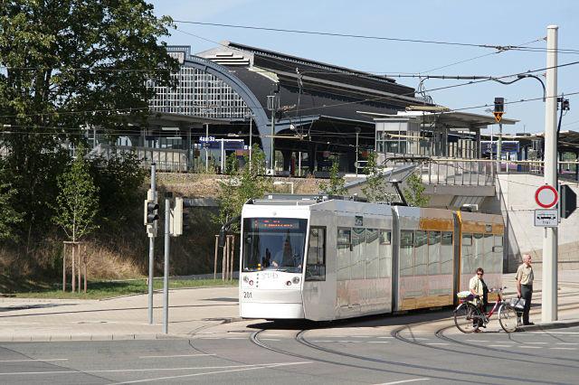 Gera Hauptbahnhof
