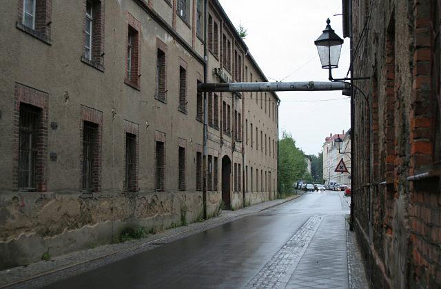 Görlitz, Uferstrasse