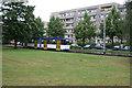 UVS9868 : Wohnviertel Königshufen von Alan Murray-Rust