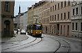 UVS9867 : Görlitz, Heiligegrabstrasse von Alan Murray-Rust