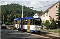 UVS9664 : Biesnitz, Strassenbahn von Alan Murray-Rust
