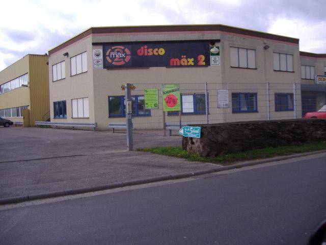 The Octagon Nightclub-Disco