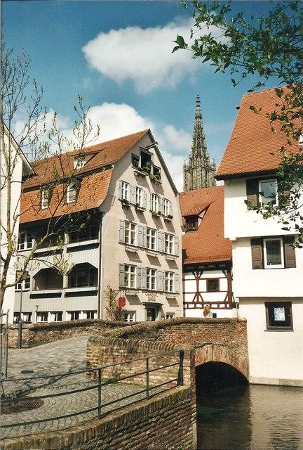 Gerber Haus, Ulm
