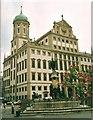 UPU4059 : Rathaus, Augsburg von Colin Smith