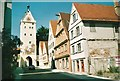 UNU8815 : Ulmer Tor, Memmingen von Colin Smith
