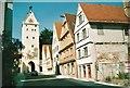 UNU8815 : Ulmer Tor, Memmingen von Colin Smith