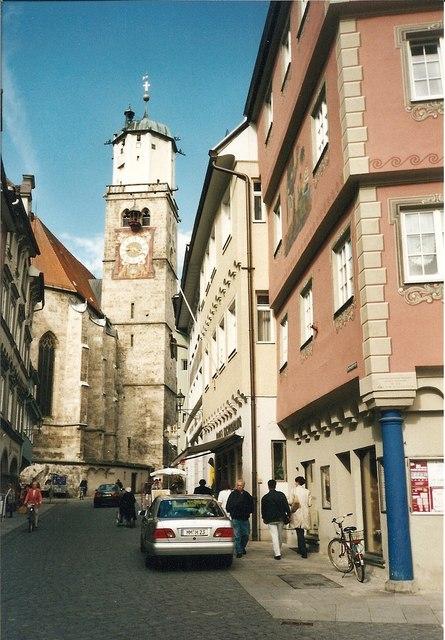 Zangmeisterstrasse, Memmingen
