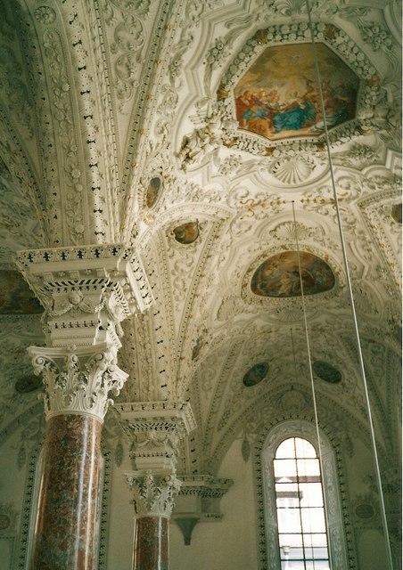 In der Kreuzherrnkirche