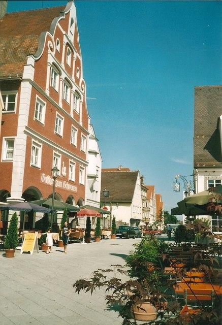 Kalchstrasse, Memmingen